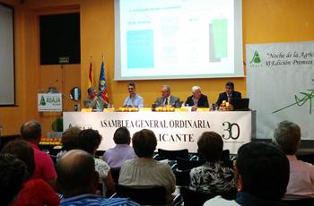 Asamblea ASAJA Alicante