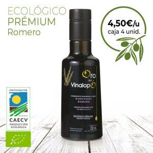 aceite condimento romero