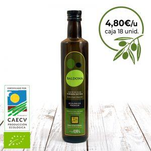 ecologico certificado aceite eco