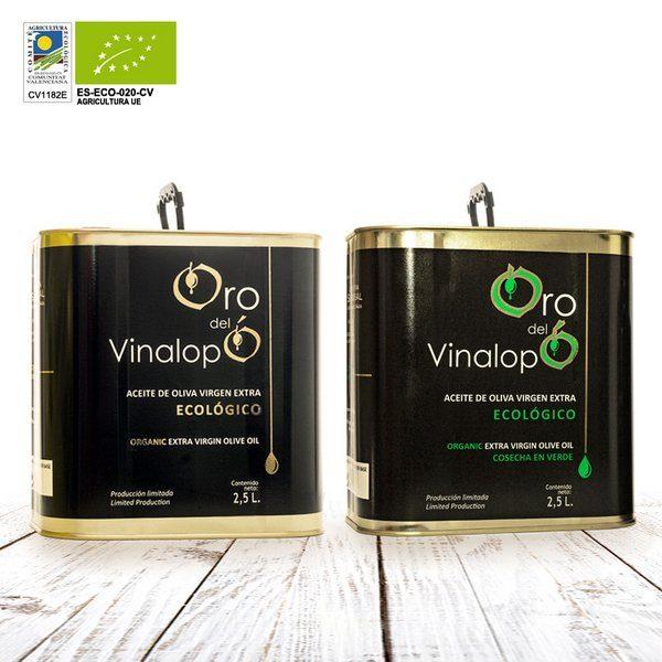 Aceite de oliva en lata, te explicamos por qué la utilizamos