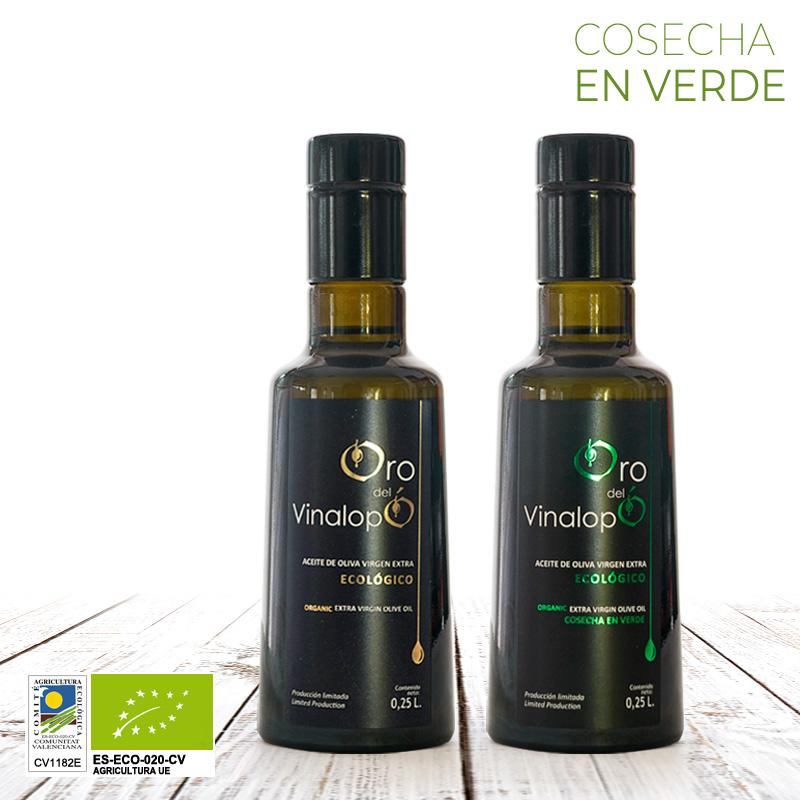 aceite de oliva ecológico gourmet