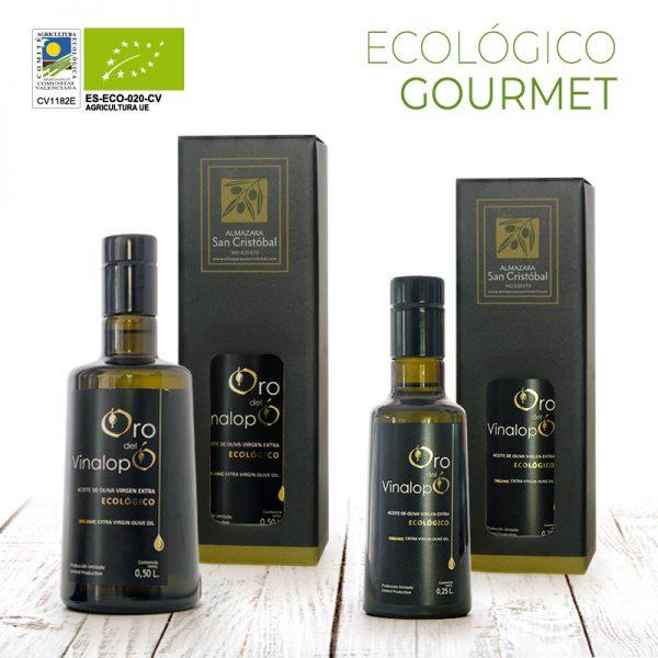 aceite de oliva gourmet oro