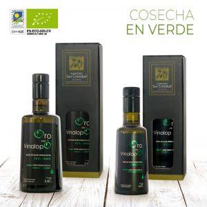 aceite de oliva gourmet oro verde