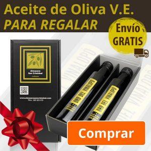 Aceite de Oliva virgen extra Ecológico Oro del Vinalopó