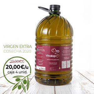 aceite de oliva promocion