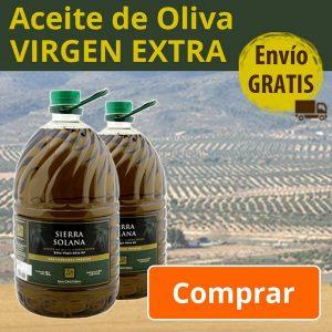 Aceite de oliva Virgen Extra 'superior' - Sierra Solana