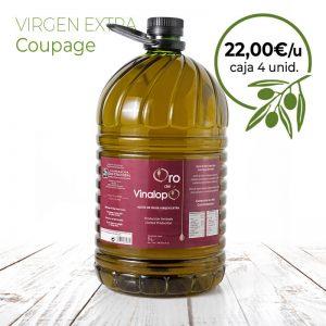 aceite-de oliva virgen extra coupage