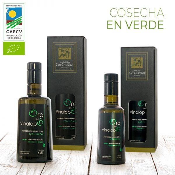 aceite de oliva eco