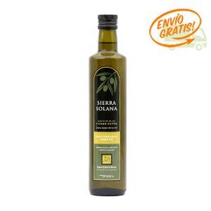 Aceite de oliva virgen extra para ensaladas