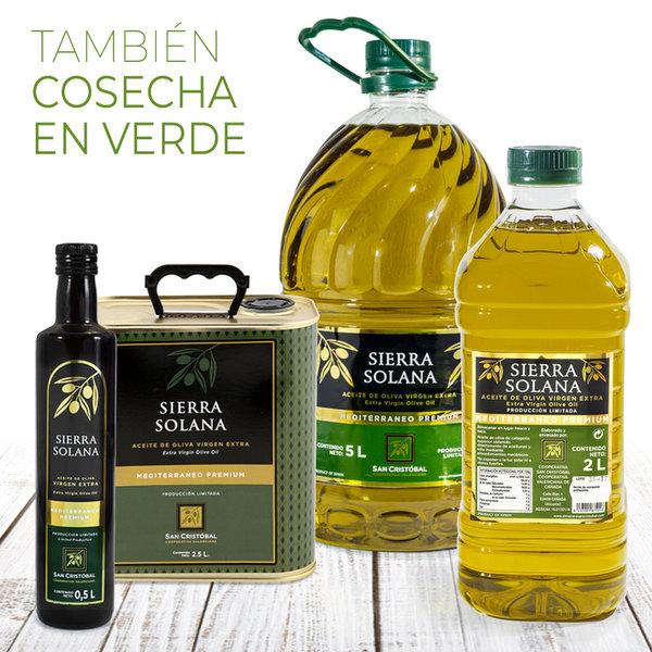 aceite oliva sierra solana familia