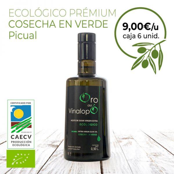 aceite oro del vinalopo verde