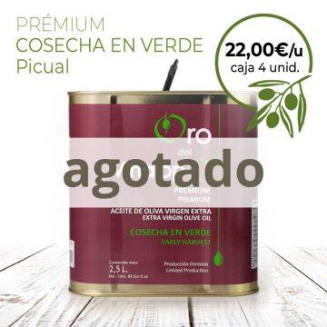 aceite oliva verde lata
