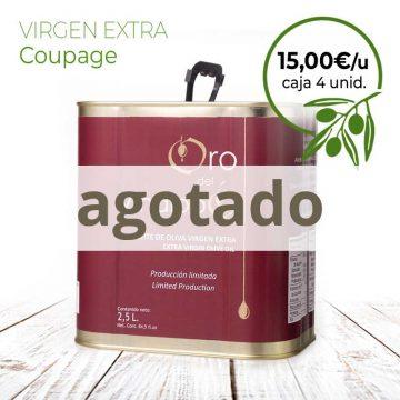aceite virgen extra lata