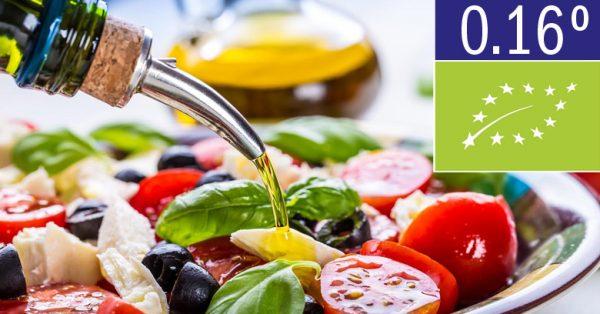 La acidez del aceite de oliva, un dato que no tiene sabor