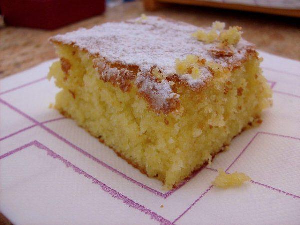 Bizcocho de naranja esponjoso, receta casera definitiva muy fácil
