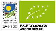 certificado agricultura ecologica