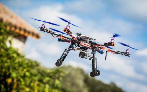 ¿Pueden los drones aumentar la productividad de los cultivos?