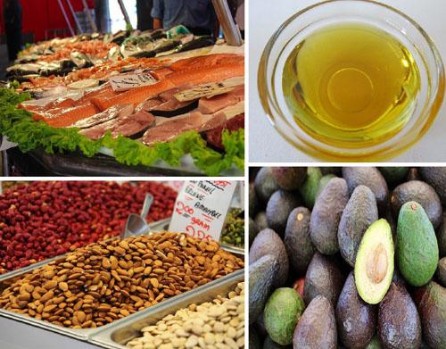 Los lípidos del aceite de oliva frente a las nocivas grasas trans
