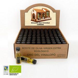 monodosis de aceite de oliva