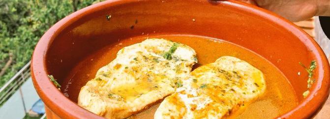 pollo especiado receta fácil