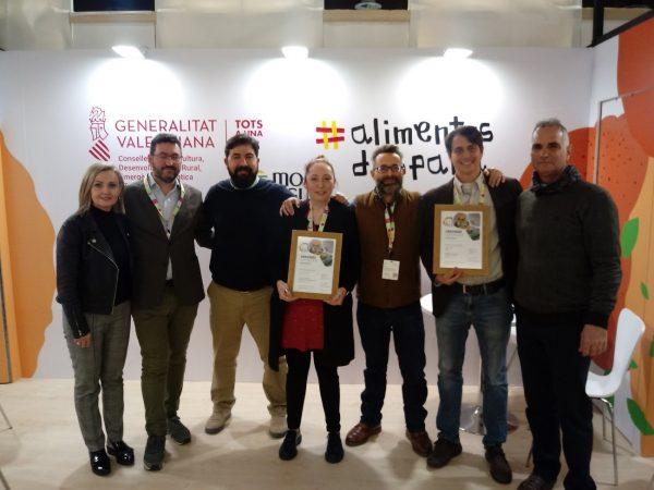 Nuestro Oro del Vinalopó, galardonado en Biofach 2020 de Nuremberg