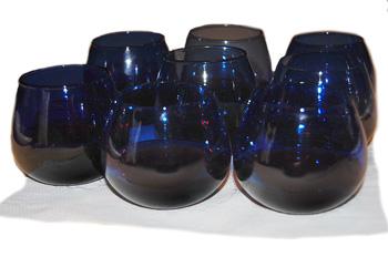 vasos para la cata del aceite